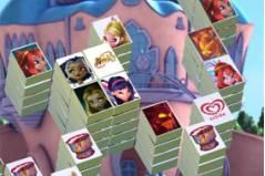 3D Винкс Маджонг - Winx Mahjong