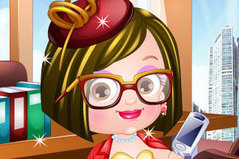 Бизнес-Магнат - Baby Hazel Business Tycoon Dress Up