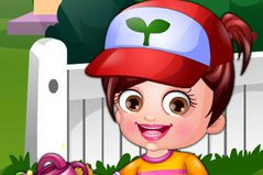 Хейзел Садовник - Baby Hazel Gardener Dress Up