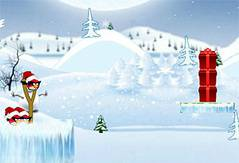 Angry Birds: Рождество - Angry Birds Space Xmas