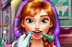 Анна у Дантиста - Anna Real Dentist