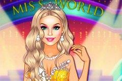 Барби Мисс Мира - Barbie Miss World