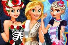Хэллоуин 2017 - Princess BFFS Halloween Spree