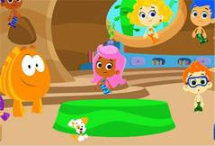 Игровая Комната - Bubble Guppies Classroom Play