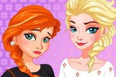 Извинения Эльзы - Elsa Apologizes To Anna