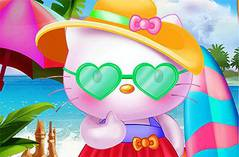 Каникулы Китти - Hello Kitty Summer Break