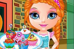 Кексы для Пони - Baby Barbi Little Poni Cupcakes