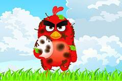 Красный Нянь - Angry Birds Meet Red Nurse