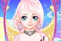 Макияж Танцовщицы - Angel Dancer Makeover