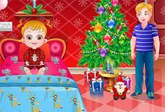 Новогодние мечты хейзел baby hazel christmas