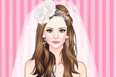 Невеста Принцесса - Princess Bride Dress Up