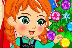 Новый Год Анны - Princess Anna Christmas Slacking