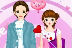 Игры девочек одевалки влюбленных