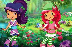Одень Ягодок - Fashion Show Strawberry Shortcake