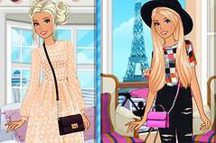 Париж - Нью-Йорк - Barbie Paris vs New York