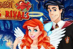 Пары на Хэллоуин - Halloween Couples Rivals