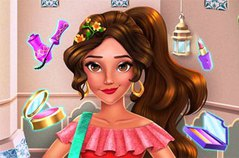 Перевоплощение Леди - Latina Princess Real Makeover