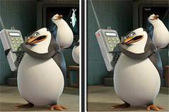 Пингвины: 6 Отличий - The Penguins of Madagascar 6 Diff