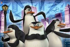 Пингвины: Алфавит - The Penguins Spot the Alphabet