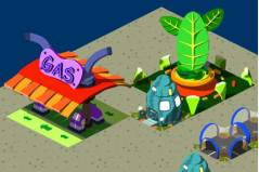 Подводный Город - Underwater City