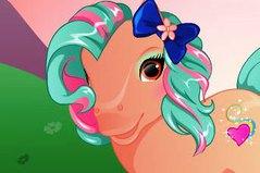 Прическа Пони - Cute Pony Hairstyles