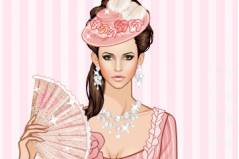 Принцесса Рококо - Rococo Princess Dress Up Game
