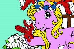 Пони игры для девочек 4 лет