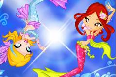 Русалка Винкс - Mermaid Winx