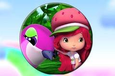 Круглые Пазлы - Strawberry Shortcake: Round Puzzle