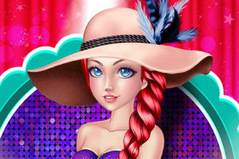 Шляпа Ариэль - Ariel Design My Fedora Hat