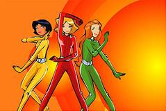 Тотали Спайс: Тир - Totally Spies
