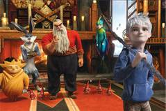 Волшебные Предметы - Rise of The Guardians: Objects