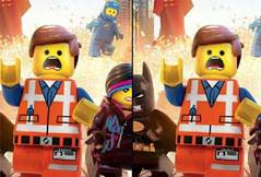 В поисках отличий - The Lego Movie See The Dafference