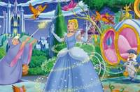 Золушка и Цифры - Cinderella Spot the Numbers