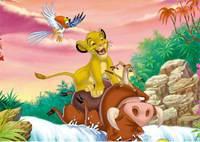 Король лев: Буквы - Lion King Hidden Letters