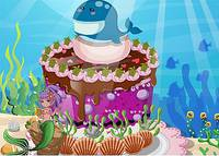 Любимый Торт - Lovely Mermaid Cake
