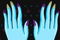 Неповторимый Маникюр - Monster High Manicure