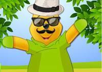 Наряди Винни Пуха - Winnie The Pooh Dress Up