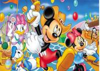 Поиск Объектов с Микки - Mickey Hidden Objects