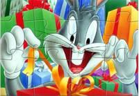Пазлы с Багз Банни - Bugs Bunny Jigsaw