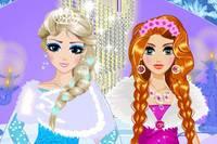Снежные Принцессы - Frozen Princess