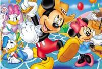 Тени Микки - Shadows of Mickey Mouse