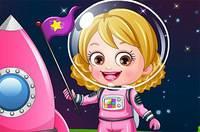 Хейзел Астронавт - Baby Hazel Astronaut Dressup