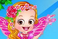 Хейзел Принцесса - Baby Hazel Flower Princess Dressup