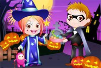Хэллоуин Хейзел - Baby Hazel Halloween Dress Up