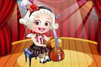 Хейзел Музыкант - Baby Hazel Musician Dressup