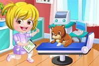 Хейзел Физиотерапевт - Baby Hazel Physiotherapist Dressup
