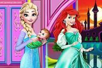 Детская Комната 2 - Princesses Baby Room Decor