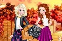 Стильные Принцессы 2 - Princesses Autumn Trends