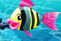Аквариумная Рыбка - Johnny The Fish